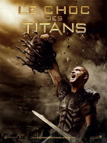 Choc des Titans - Affiche