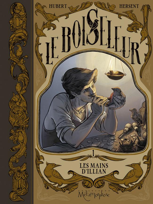 Couverture du tome 1 du Boiseleur