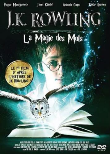 J.K. Rowling - la magie des mots